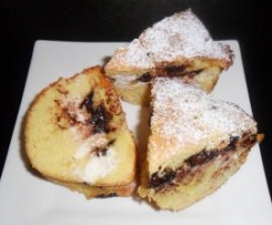 Orange Cake with Ricotta and Chocolate Chips (Mum's Recipe)