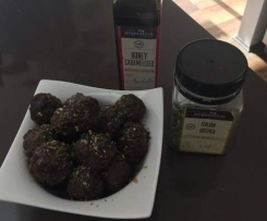 Italian Rustica Meatballs
