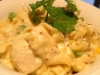 Chicken and Creamy Mustard Pasta