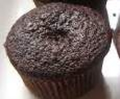 Healthy Cacao muffins
