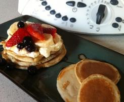 Jamie Oliver's Pear Pancakes