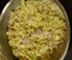 Chicken Carbonara - Easy!