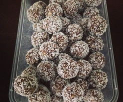 Amie's Nut Free Chocolate Bliss Balls