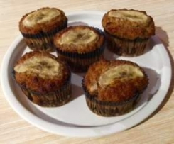 Gluten Free/Dairy Free Banana Muffins