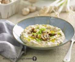 Savoury Breakfast Porridge
