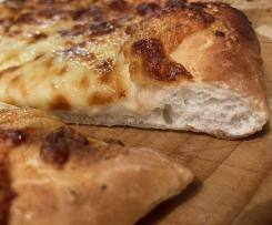 Deep Pan Pizza Dough