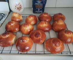 SICILIAN BRIOCHE