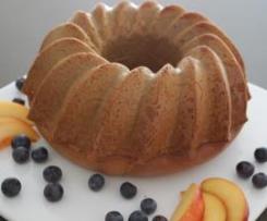 White Bean Vanilla Cake