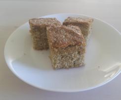 Cinnamon Zucchini Loaf