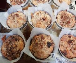 Sweet Potato & Ham Muffins- Gluten Free