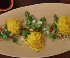 Easy Ginger-Prawn Dumplings