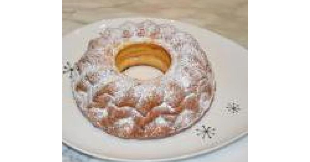 Thermomix Orange Almond Cake