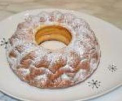 Quick Orange & Almond Cake