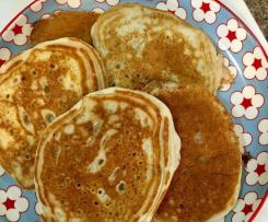 Healthy Gluten Free Pikelets