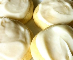 Basic Lemon Cream Cheese Frosting