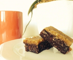 Go Nuts for Healthy Choc Fudge Brownies