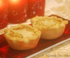 Pear Mince Pies - Failsafe