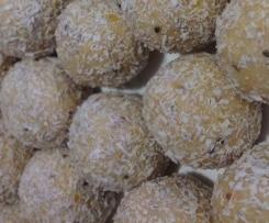 Lemon Chia Balls