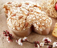 Colomba Pasquale (Easter Dove Cake)