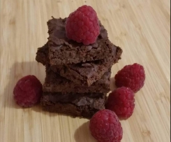 JBT Sweet Potato Brownie