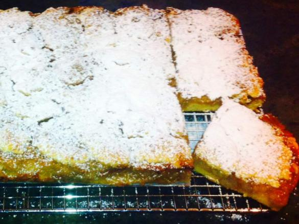 Feijoa And Ginger Cake