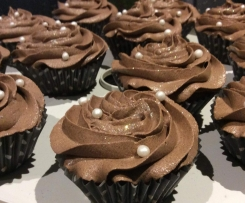 Chocolate butter  icing - Edmonds cookbook