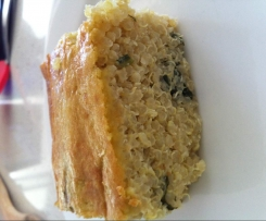 Creamy Quinoa Bake (GF/DF/Vegan)