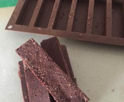 Paleo Chocolate Bars