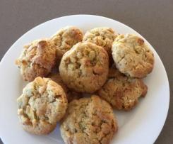 Cornflake & Pistachio Cookies