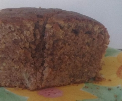 Apple - A - Day Cake