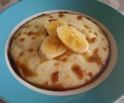 Banana Breakfast Semolina - Thermomumma