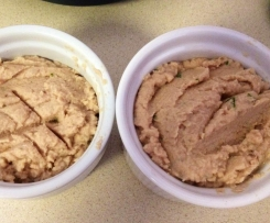 Tuna and Cannellini Bean Dip - (Dairy Free, Gluten Free)