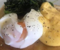 My Version of Sous Vide Eggs