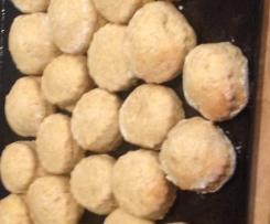 Cheesey Pumpkin spelt scones