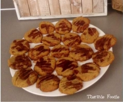 Nut Free 'Peanut Butter' Cookies (nut free, grain free, gluten free, refined sugar free)