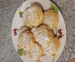 Easy Shortbread Biscuits