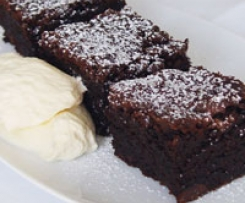 MasterChef 'Extreme Brownies' Recipe