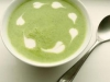 BROCCOLI & LEEK SOUP