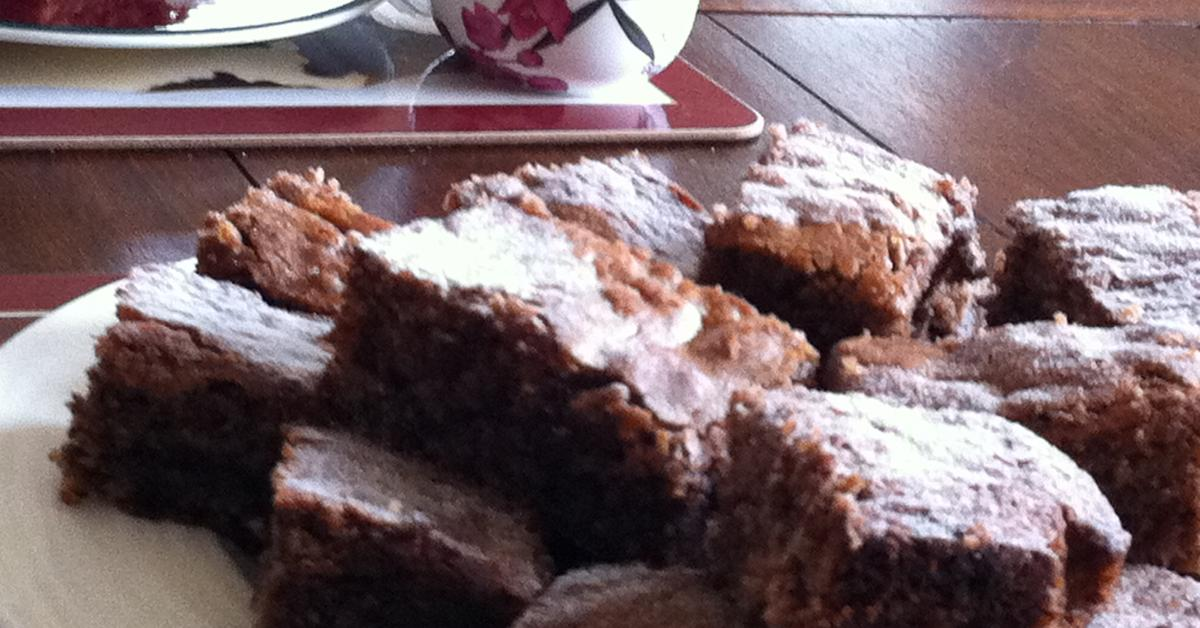 Nigella Lawson's awesome brownies by Suzanne Mosca on www ...