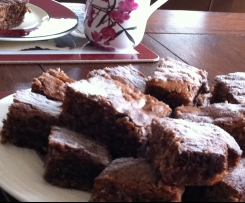 Nigella Lawson's awesome brownies