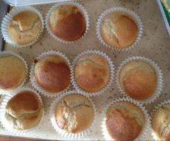 Fruity Gluten Free Muffins