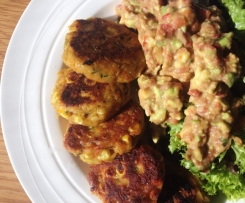 Tasty Corn Patties