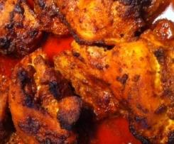 Spicy Lemon Paprika Chicken