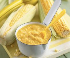 Chicken and Sweetcorn Puree - Annabel Karmel Recipe