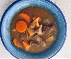 Beef Stew just like nans.