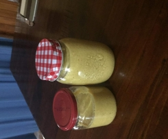 Homemade Mustard - Using a Mistral or Bellini