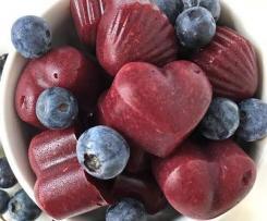 Berry smoothie gummies