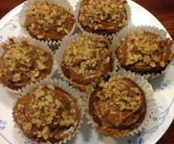 Healthy Coffee cupcakes