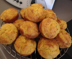 Pumpkin and Sweet Potato Muffins