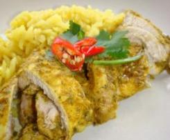 Chicken Chermoula